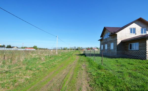 Участок 12 соток под ИЖС в черте города Волоколамск